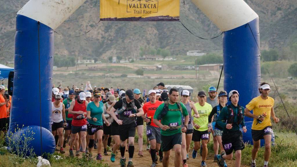 VALENCIA Trail Race 2016 Start