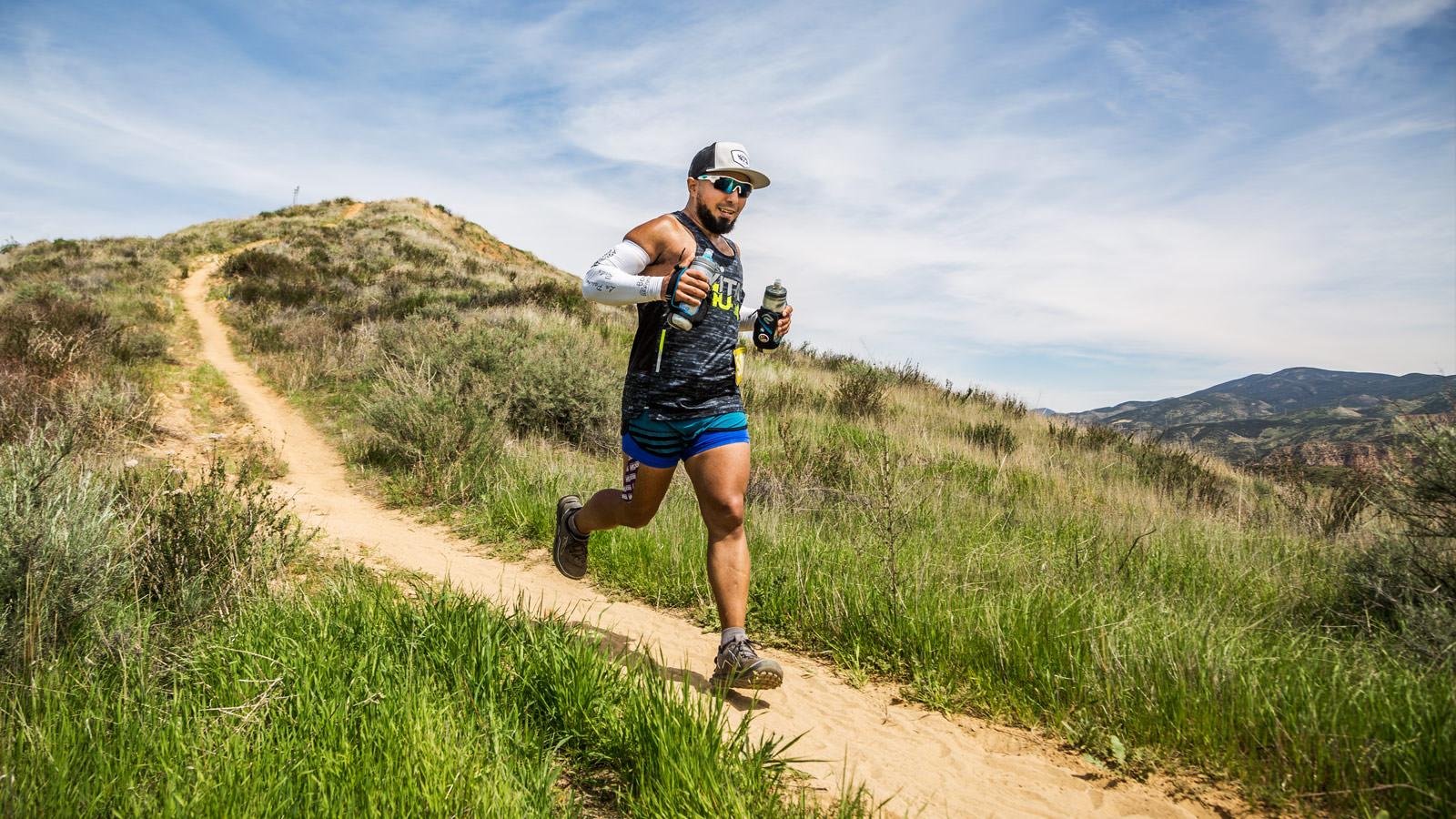 2018 50K Trail Runner